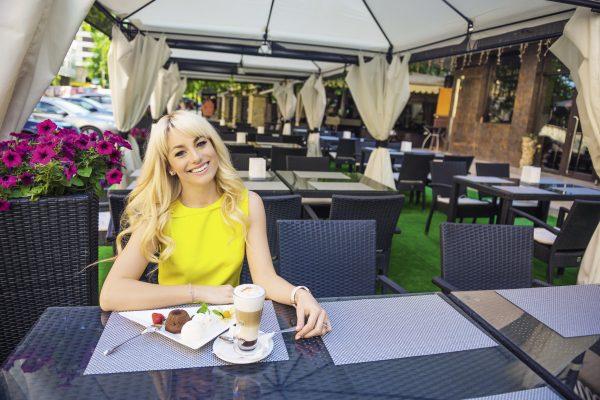 Наталья Гордиенко: Vila Nouă… отличное место, чтобы попробовать вкусный десерт или хорошее кофе.
